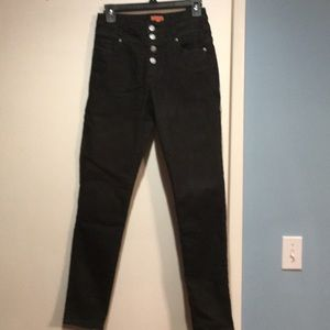 ModCloth button fly jeans